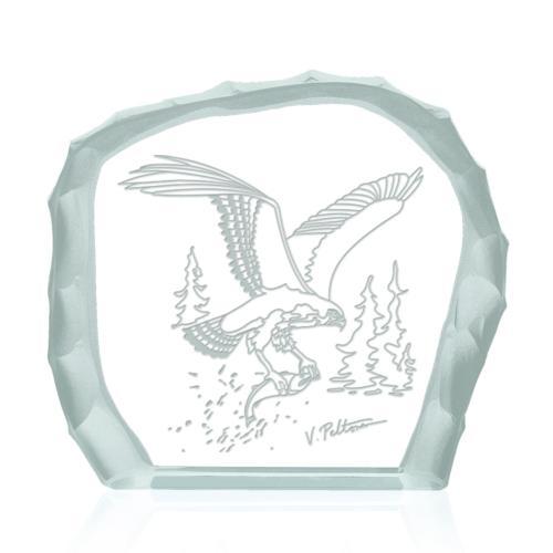 Falcon Award - Jade