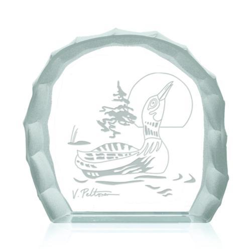 Crying Loon Award - Jade