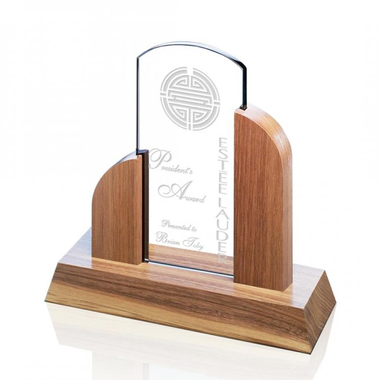 Art Deco Tower Award - Starfire