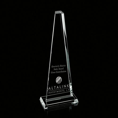 Pinnacle Award - Starfire