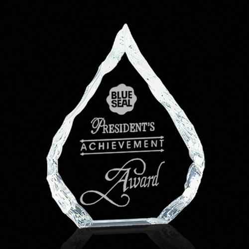 Iceberg Oil Drop Award - Starfire