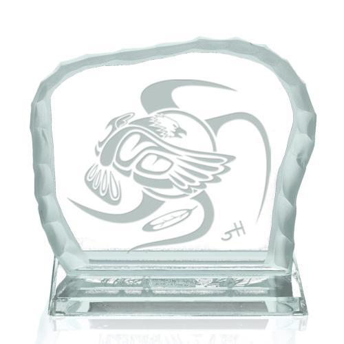Gift Award on Base - Jade