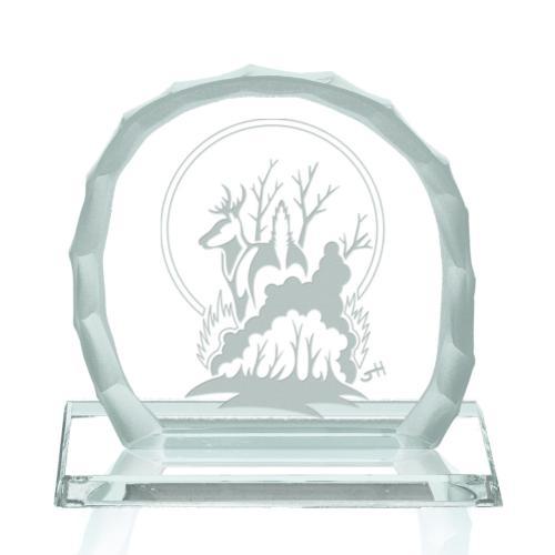 Unheeded Warning Award on Base - Jade