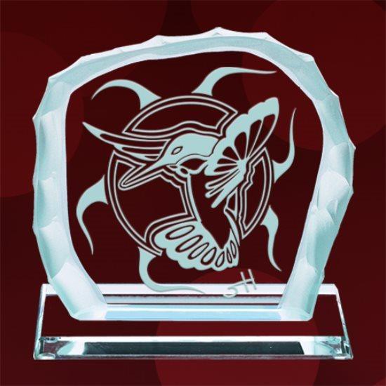 Agility Award on Base - Jade