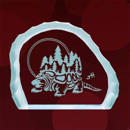 Turtle Island Award - Jade