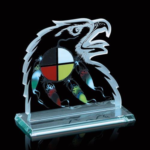 Four Colours of Man (Eagle) Award