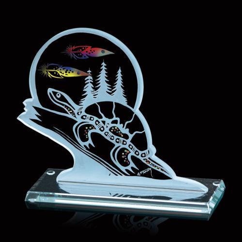 Turtle Legend Award - Jade