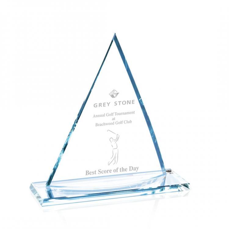 Curved Oxford Award - Starfire