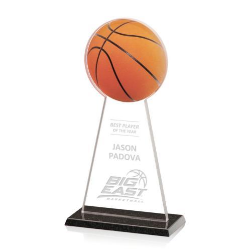 Basketball Tower Award