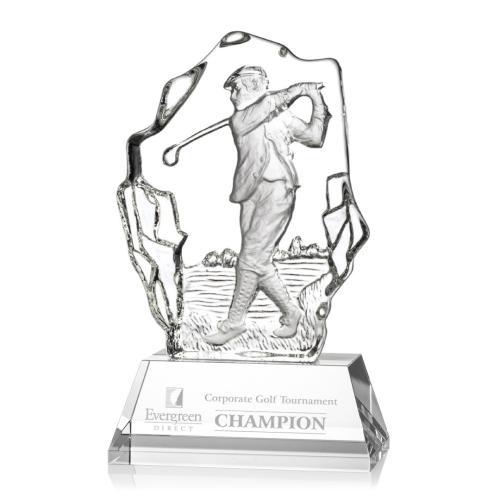 Nomad Male Golfer Award