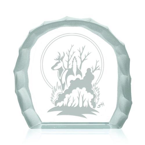 Unheeded Warning Award - Jade