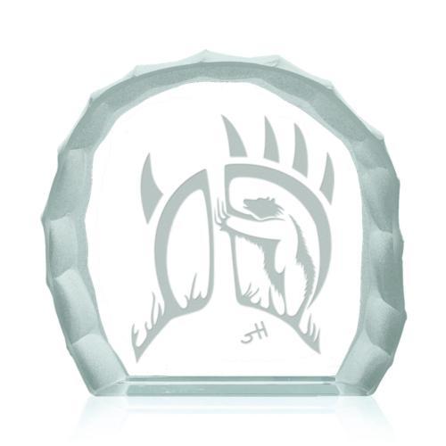Bear Clan Award - Jade