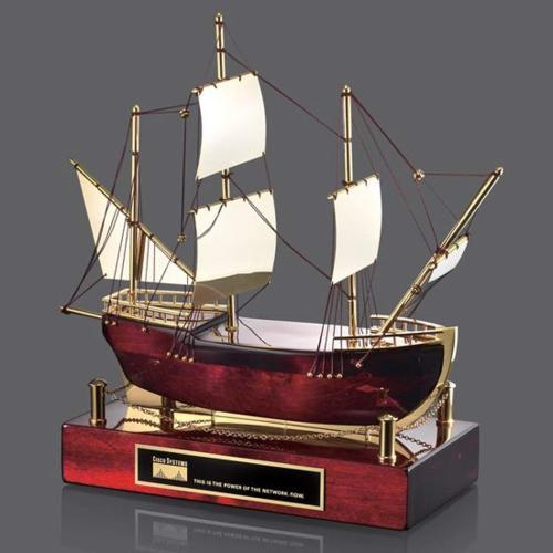 Maritime Sailboat Award