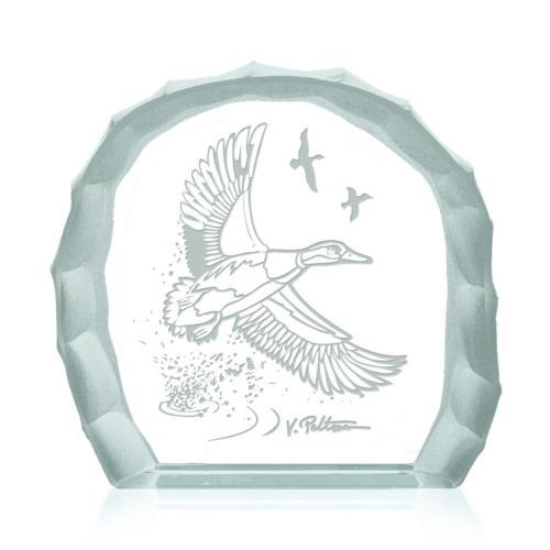Duck Fleet Award - Jade