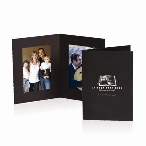 Perkins Double Folder - Black