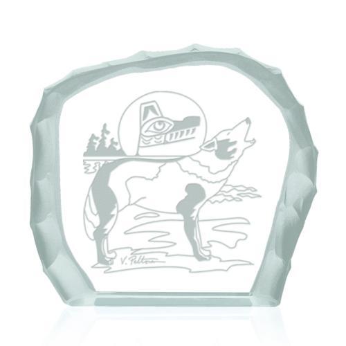 Howling Wolf Award - Jade