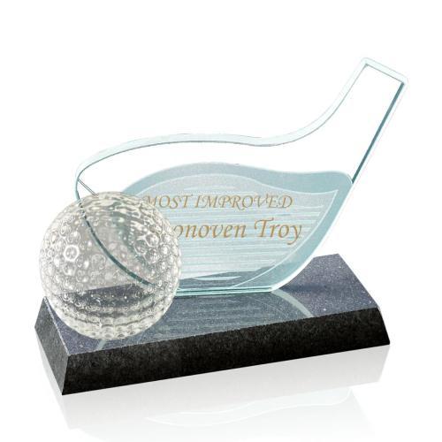 Golf Driver & Ball Award