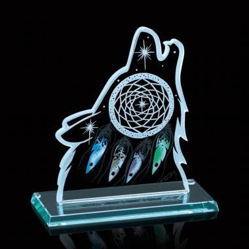Wolf Head Award - Jade