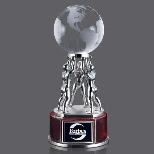 Pritchard Globe Award