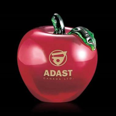 Beaufort Apple Award - Red/Green