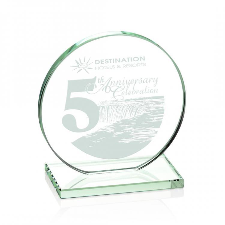 Victoria Award - Jade