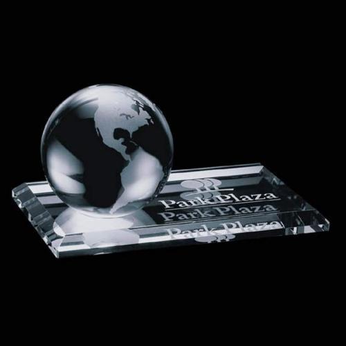 Globe Award on Starfire