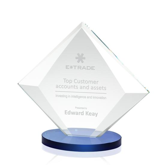 Teston Award - Blue