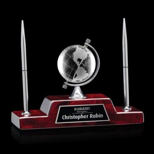 Simplex Globe Award / Penholder