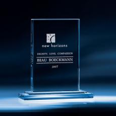 Awards & Recognition Ideas for Employees - Crystal Plaque
