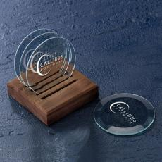 Awards & Recognition Ideas for Employees - Beveled Coasters