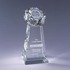 Unique Glass Awards - Diamond Spire