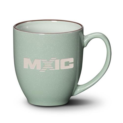 Bistro 3-Tone Mug - Deep Etch 16oz