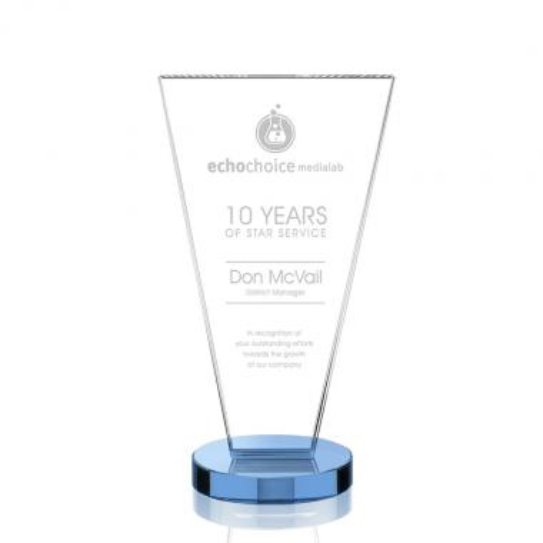 Burney Award - Sky Blue
