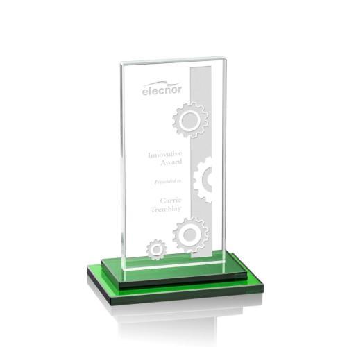 Santorini Award - Green