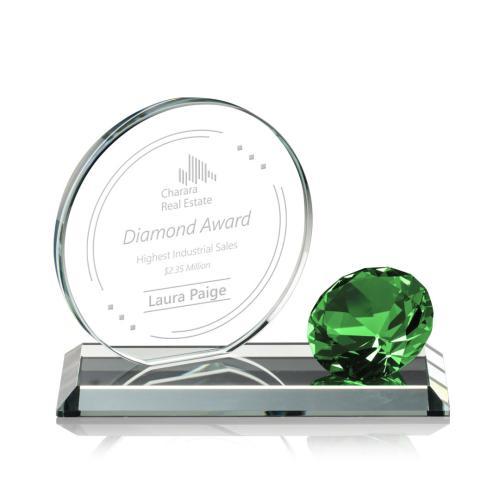 Encarna Gemstone Award - Emerald