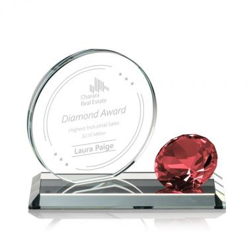 Encarna Gemstone Award - Ruby