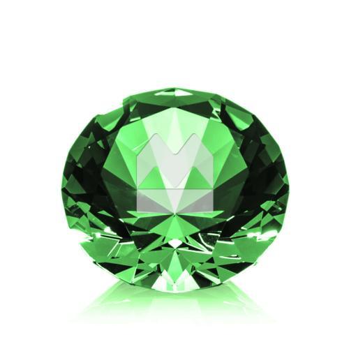 Optical Gemstone Award - Emerald