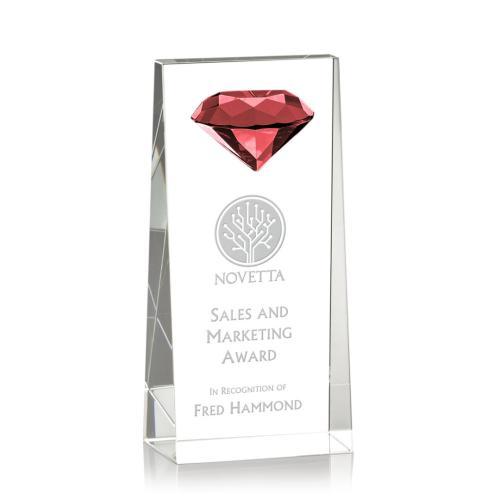 Balmoral Gemstone Award - Ruby