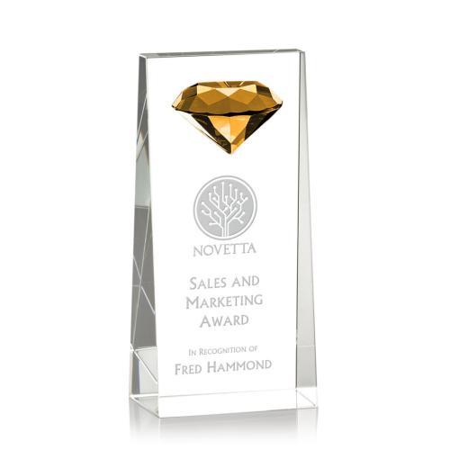 Balmoral Gemstone Award - Amber