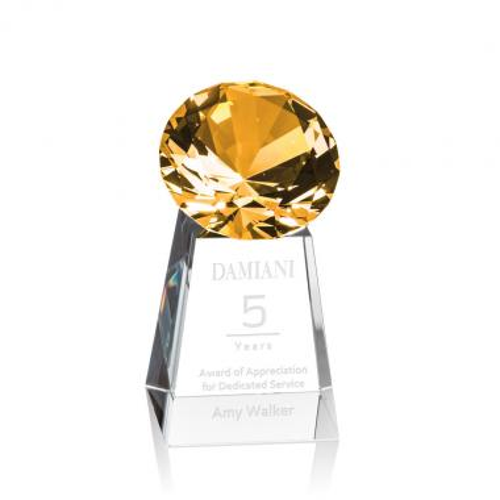 Celestina Gemstone Award - Amber