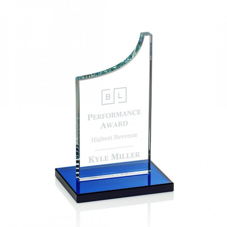 Eden Award - Blue