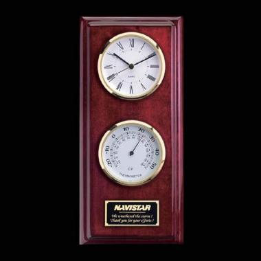 Simmons Clock/Thermo