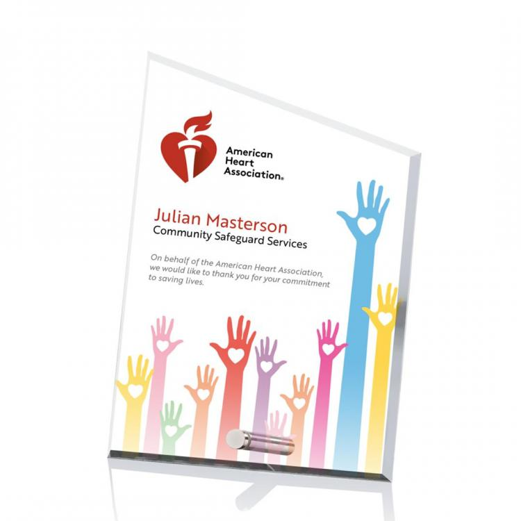 Cantebury Peak Award - VividPrint™