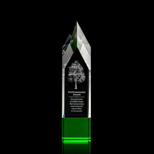 Coventry 3D Award - Green