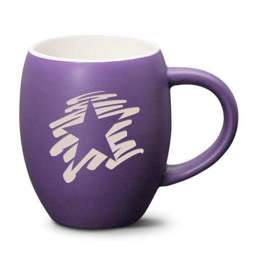 Hobart Mug - Deep Etch 16oz