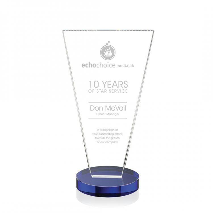 Burney Award - Blue