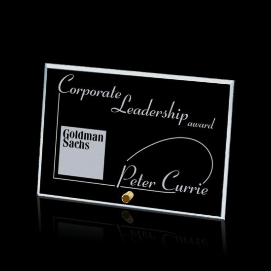 Cantebury Rectangle Award - Horizontal