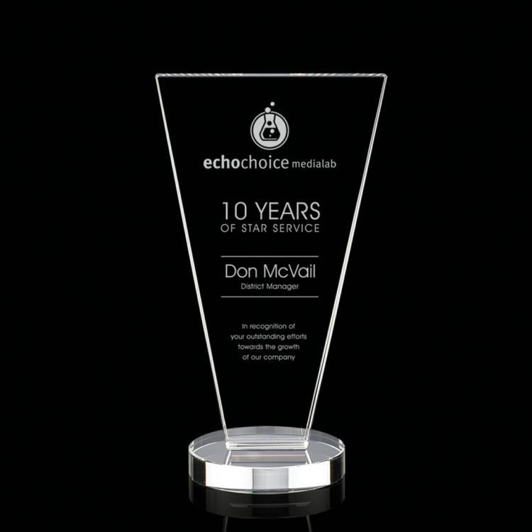 Burney Award - Clear