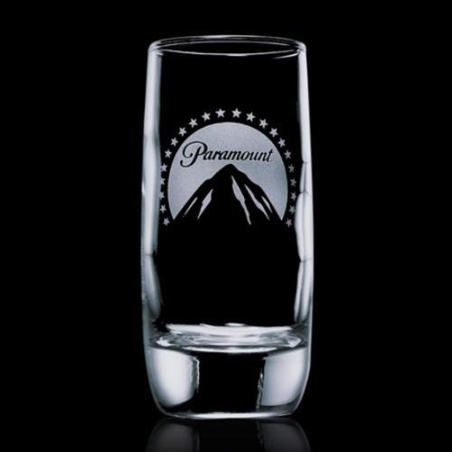Nordic Shot Glass - Deep Etch 2oz