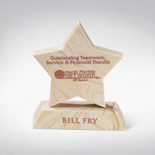 Star on Base Desk Award